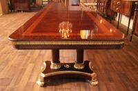 Large Dining Table | High End Dining Room Sets | Designer ...