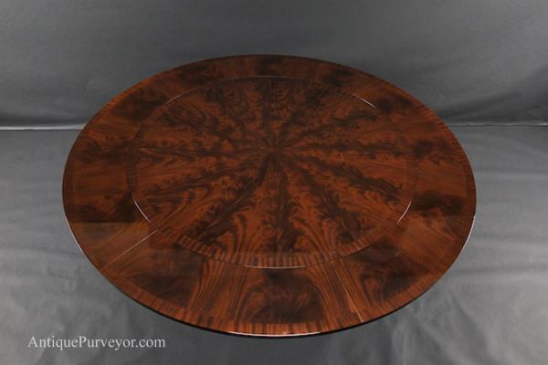 Large Dining Room Table Seats 6-10 People Hepplewhite