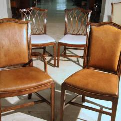 Elegant Dining Room Chairs 2 Seater Lawn Chair Mahogany Chippendale For Formal Rooms