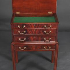 Chair Felt Pads Simple Wood Patio Plans Mahogany Silver Chest. Graduated Drawers.