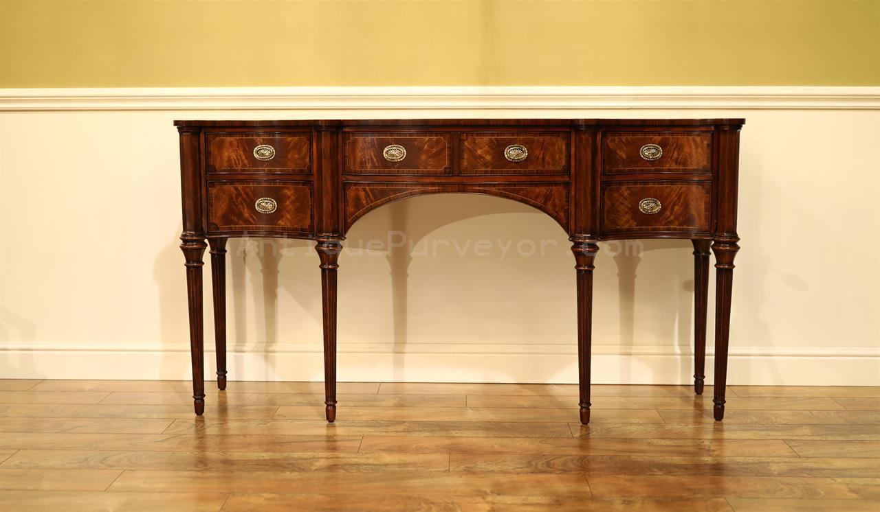 Tall Narrow End Table