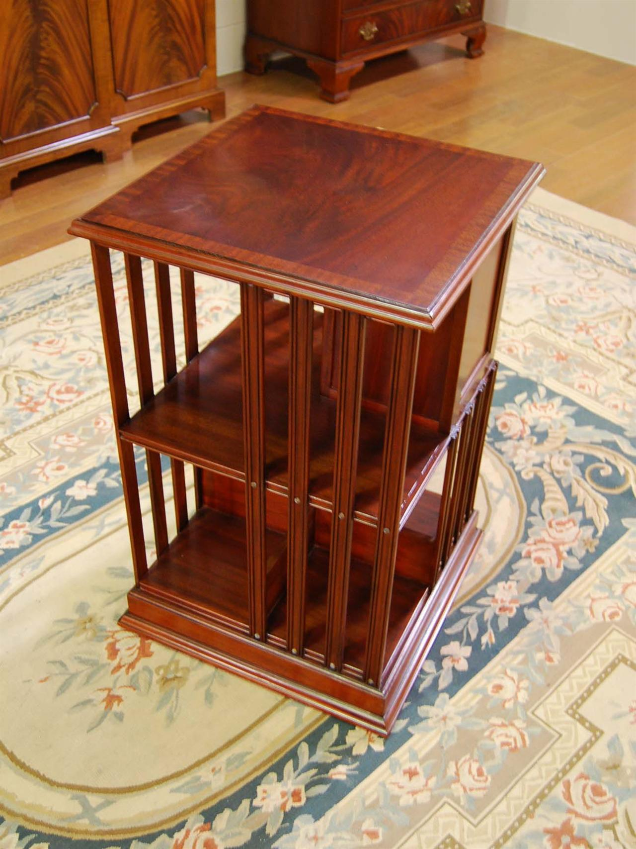 round dining table for 6 chairs philadelphia eagles chair revolving bookcase