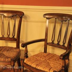 How To Rush A Chair Folding Online Country Spindle Back Chairs With Seat For Rustic Dining