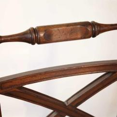 Antique Cane Dining Room Chairs Bunjo Bungee Chair Academy Solid Walnut Reproduction Seat