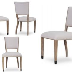 Transitional Dining Chairs Whole Foods Chair Massage Grey Finished Upholstered Side