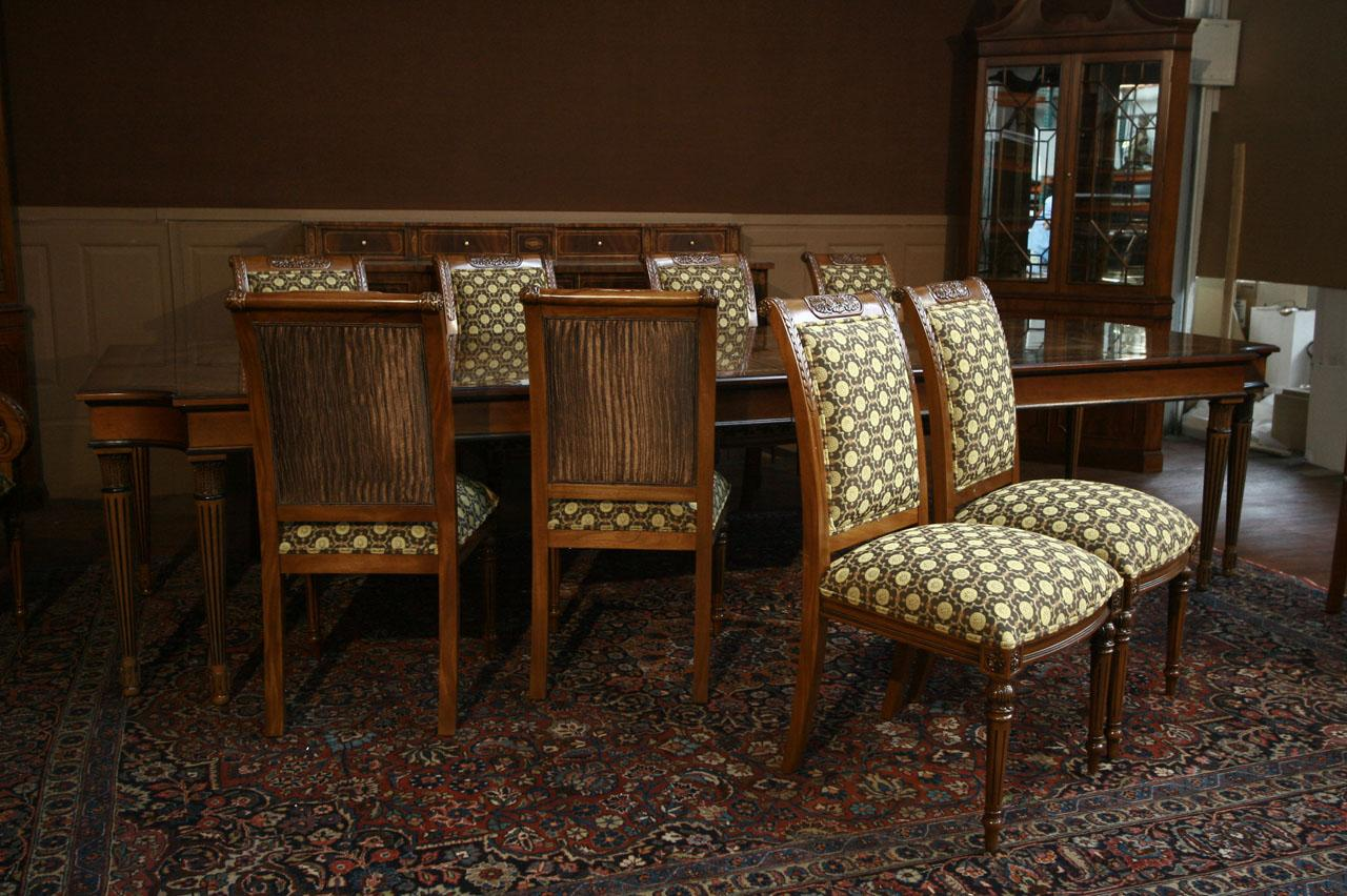 French Style Designer Chairs Luxury Furniture