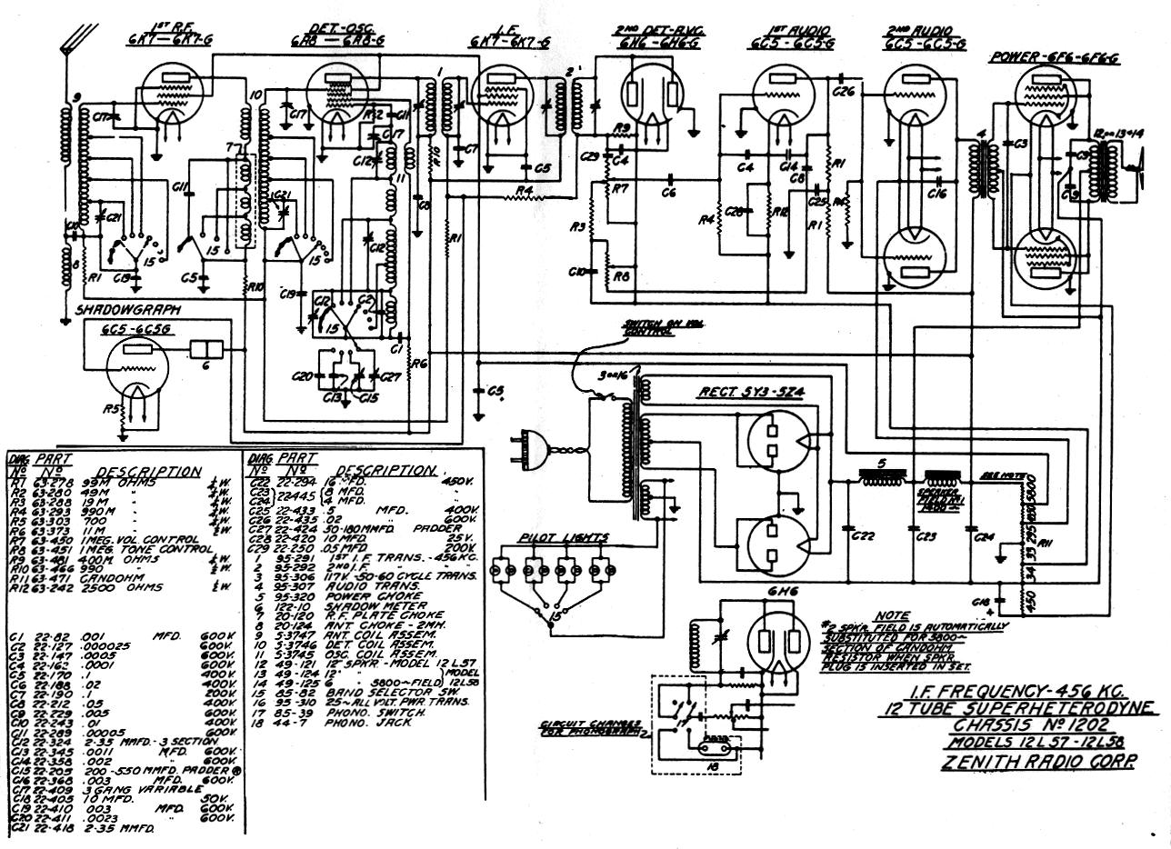 Magnavox Schematic Diagrams Delco Radio Wiring Diagram