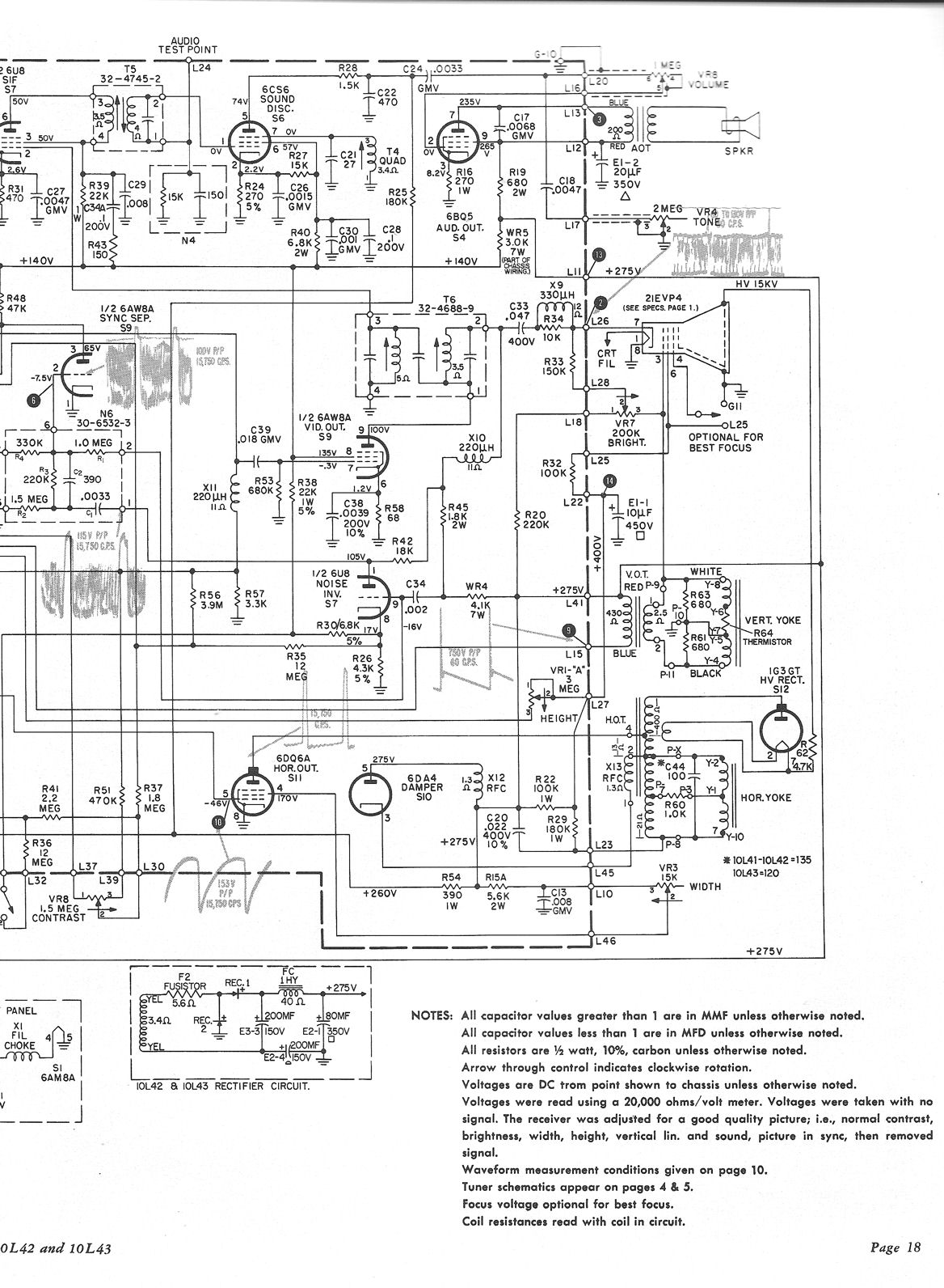 hight resolution of  also got an original philco service manual below are two pages containing the philco schematic to save the files on your computer right click on the
