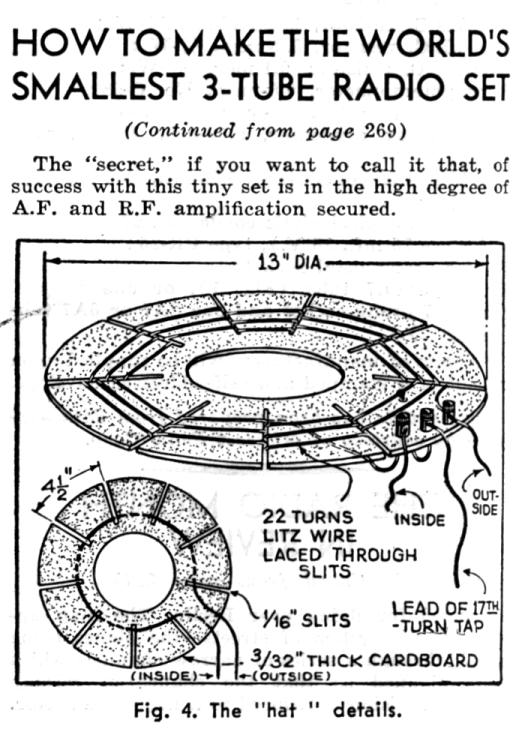 Radio Craft Magazine, December 1936