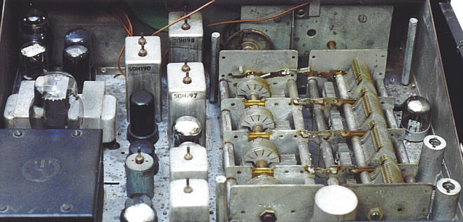 Hallicrafters Model SX42 Communications Receiver 1947