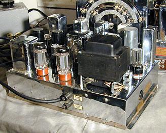 Scott Model 800B AMFMSW Radio 1947