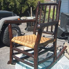 Tree Branch Rocking Chair Kids Chairs Ikea Old Help Antiques Board