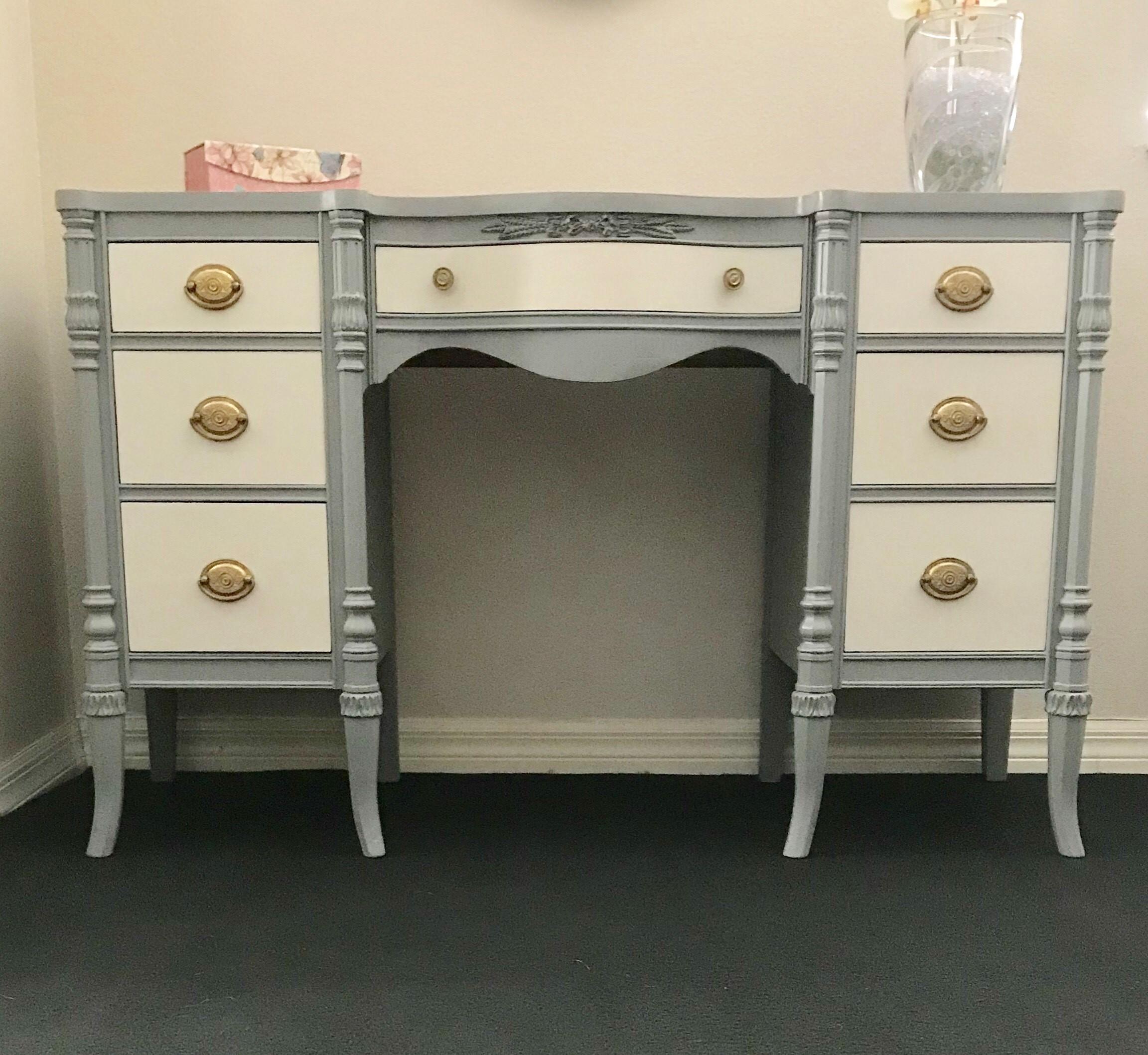 white furniture company antiques board