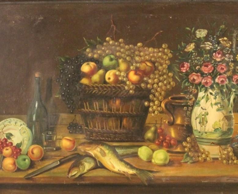 Quadri Nature Morte Frutta La natura morta del seicento