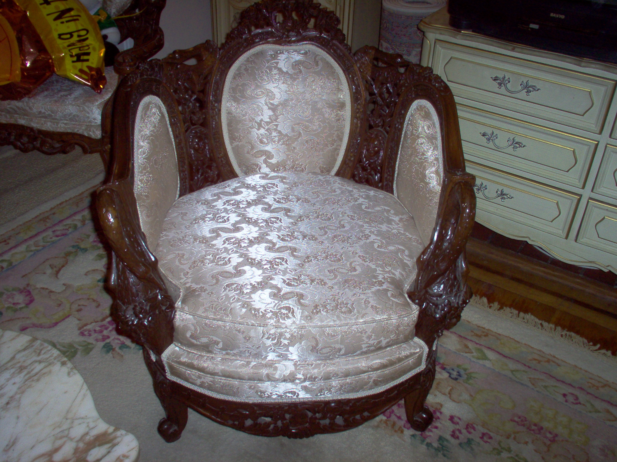 antique victorian sofas for sale rattan corner sofa set parlor includes and chair with marble
