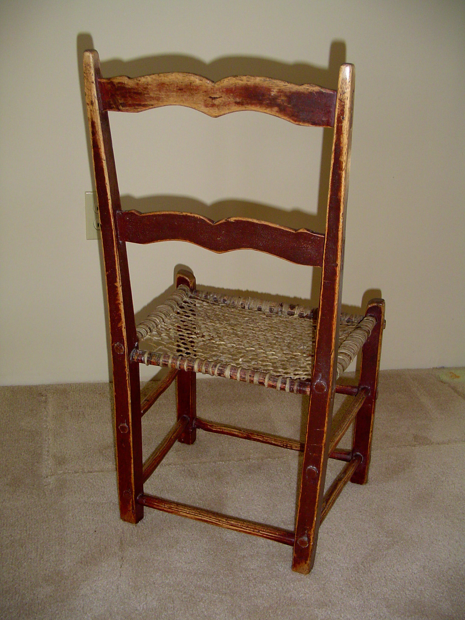 wood chairs for sale chair and a half sleeper sofa set of primitive in the capucine manner canadian