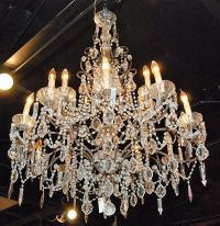 French Crystal Chandelier For Sale | Antiques.com ...