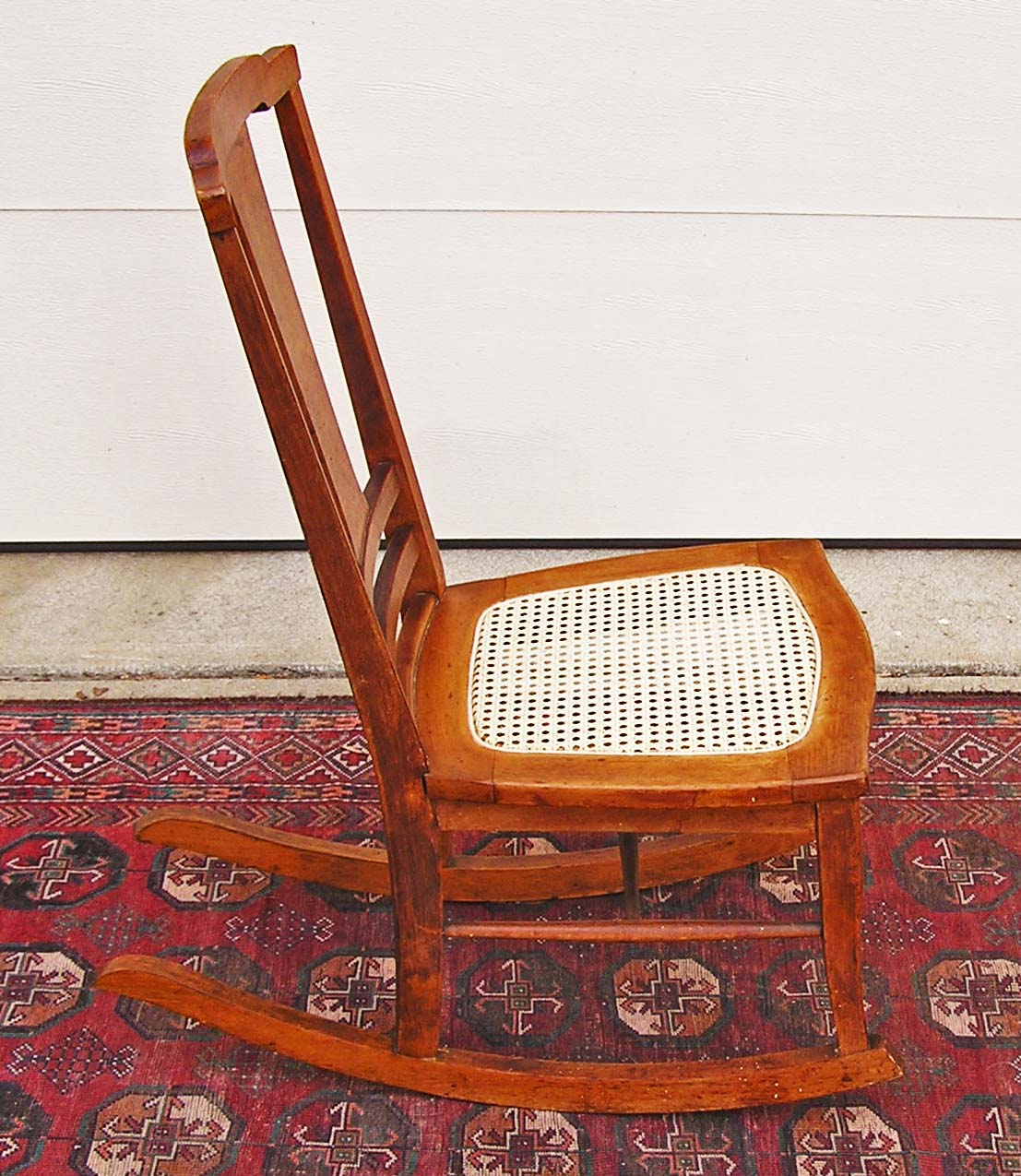 antique rocking chairs for sale office bar stool chair t back birds eye maple c 1900 1915