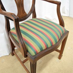 Dining Chairs For Sale Office Chair Yoga Six Mahogany Shield Back Antiques