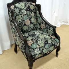 Arm Chairs For Sale Patio Chaise Lounge Lowes Late Victorian Mahogany Armchair Antiques