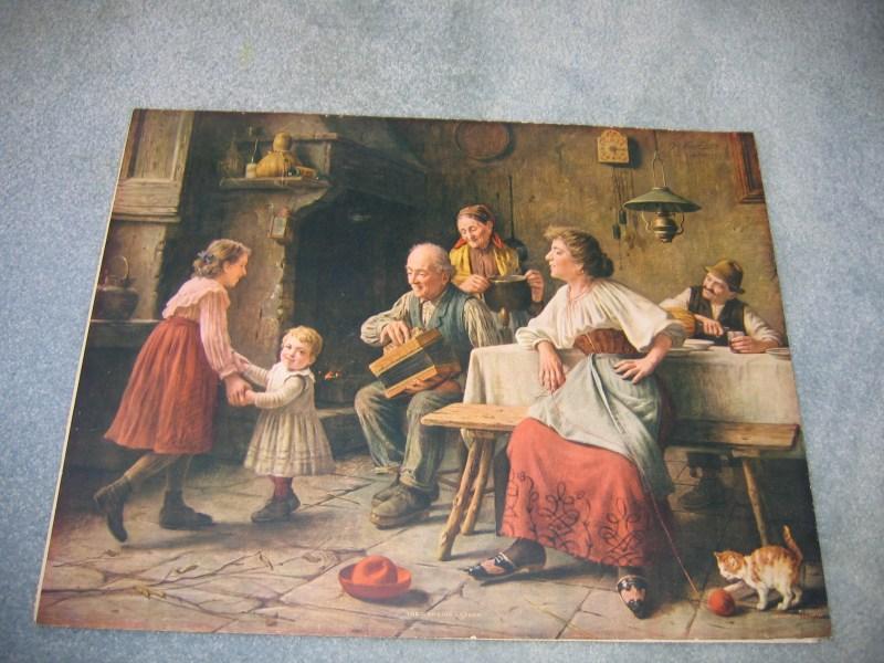 Vintage Italian Art Prints