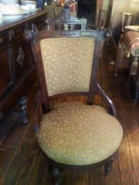 Victorian Renaissance Revival Parlor Chair For Sale ...