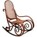 Bentwood rocker item 214100me for sale antiques com classifieds