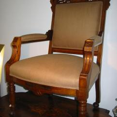 Wood Chairs For Sale Round Ottoman Chair Empire Crest Antique Arm Antiques
