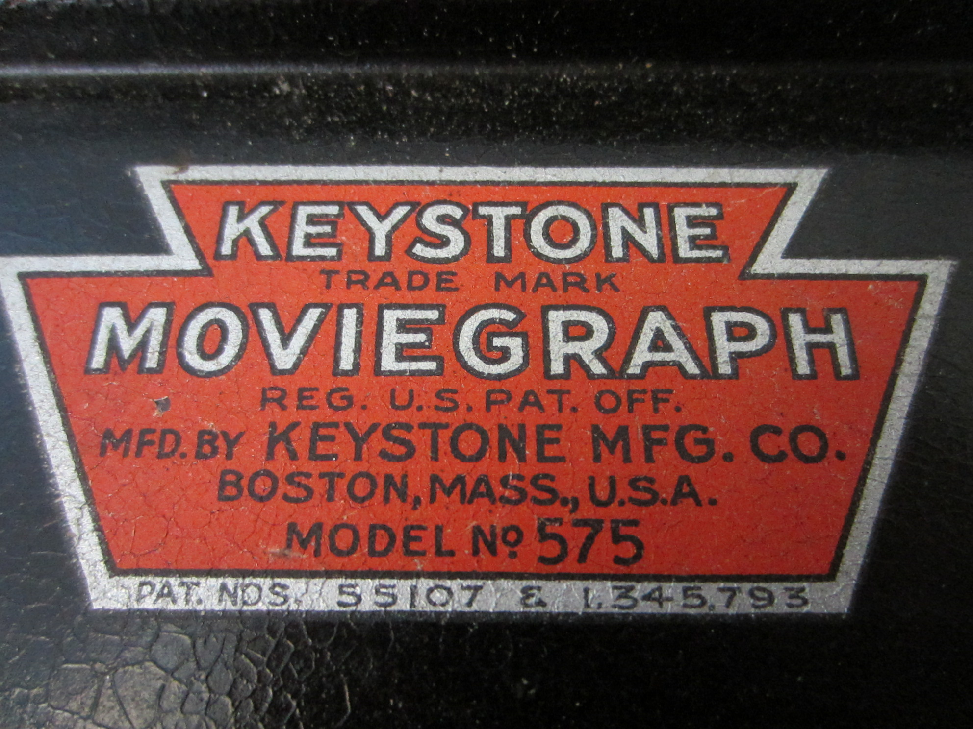 Keystone Mfg Co Boston