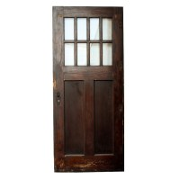 Exterior Glass Door 36