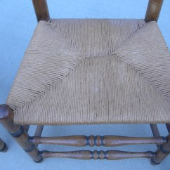 Antique Ladder Back Chairs Value Ergonomic Chair Diy French For Sale Antiques