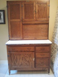 Sellers' Hoosier Cabinet For Sale | Antiques.com | Classifieds