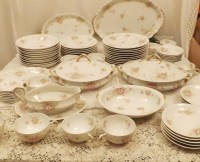 Antique 1903 Theodore Haviland Limoges France Dinnerware ...