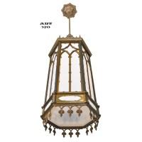 Gothic Victorian Style Large Antique Pendants Ceiling ...