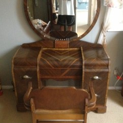 Vanity With Chair And Mirror Chinese Wedding Sedan For Sale Antiques Classifieds