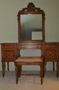 Antique Vanity Set | Antique Furniture