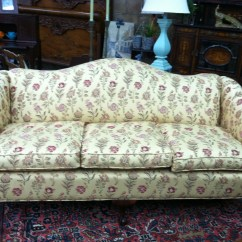 Vintage Camel Back Sofa Good Sets In Delhi Gorgeous Antique With Carved Ball