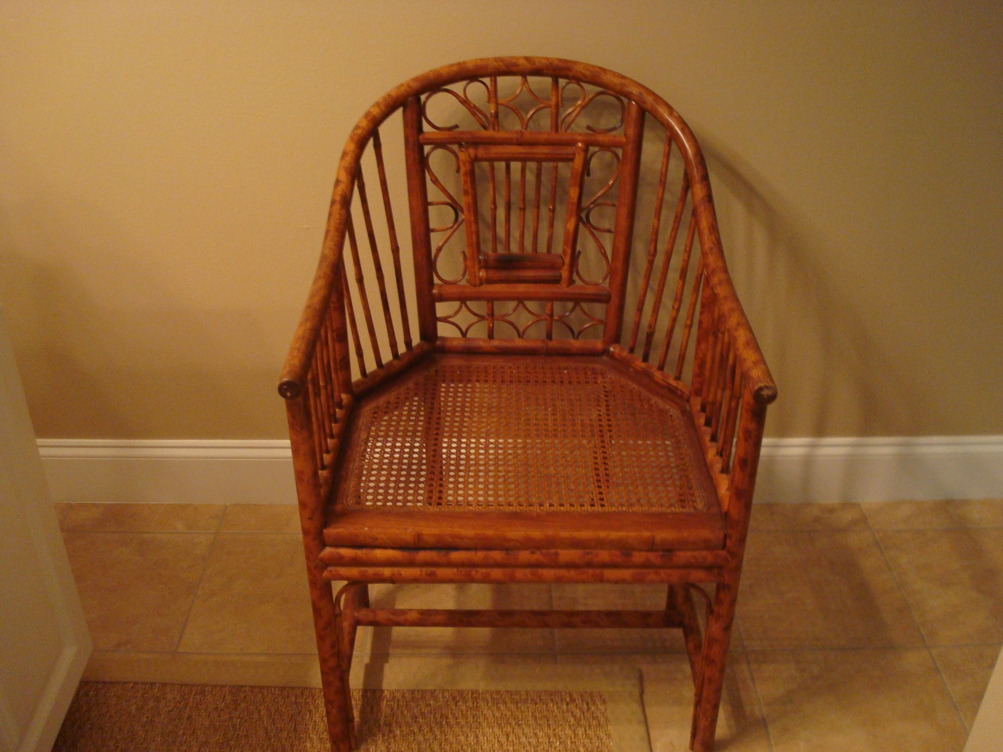 bamboo chairs for sale teenage bedroom pair of bent antiques