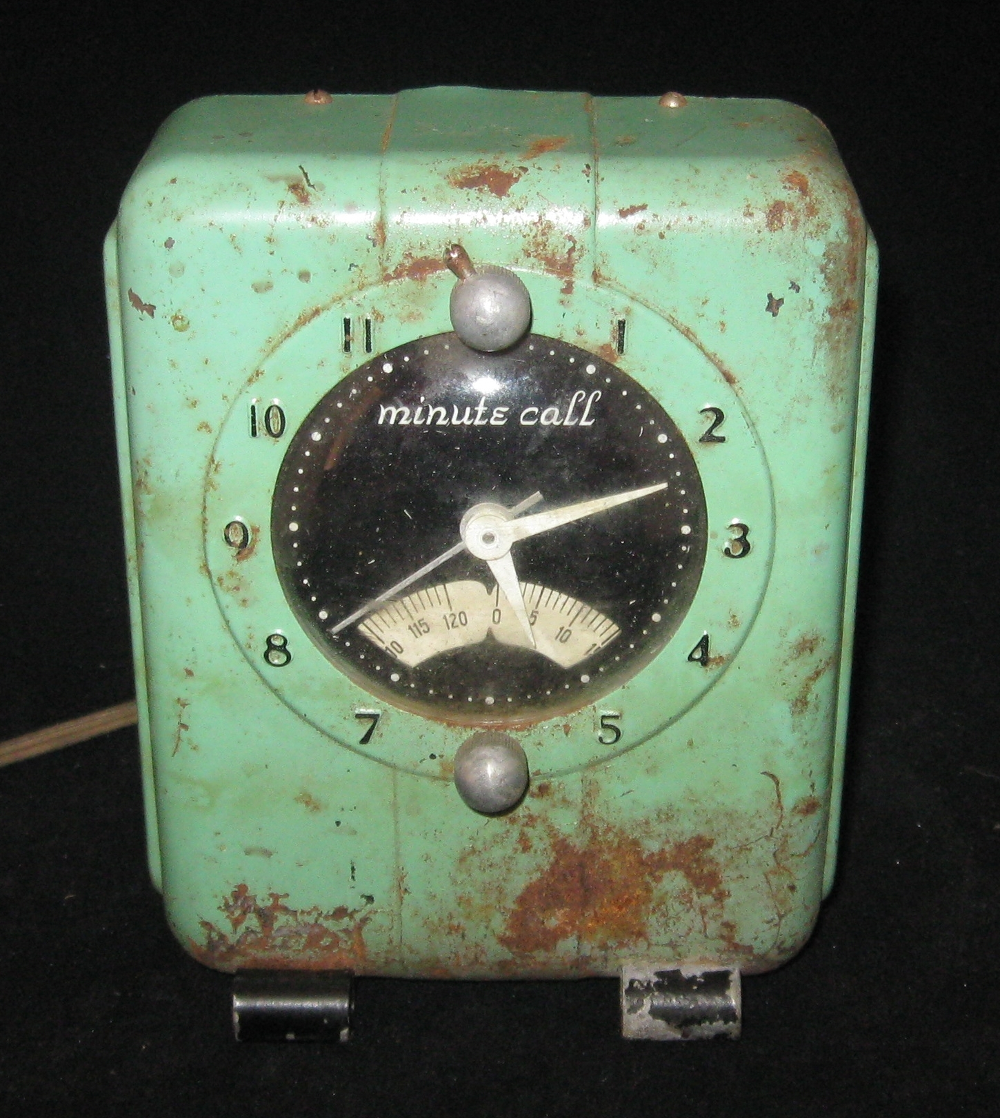 kitchen clocks for sale anti fatigue mat rare vintage american timer corp meter minute call