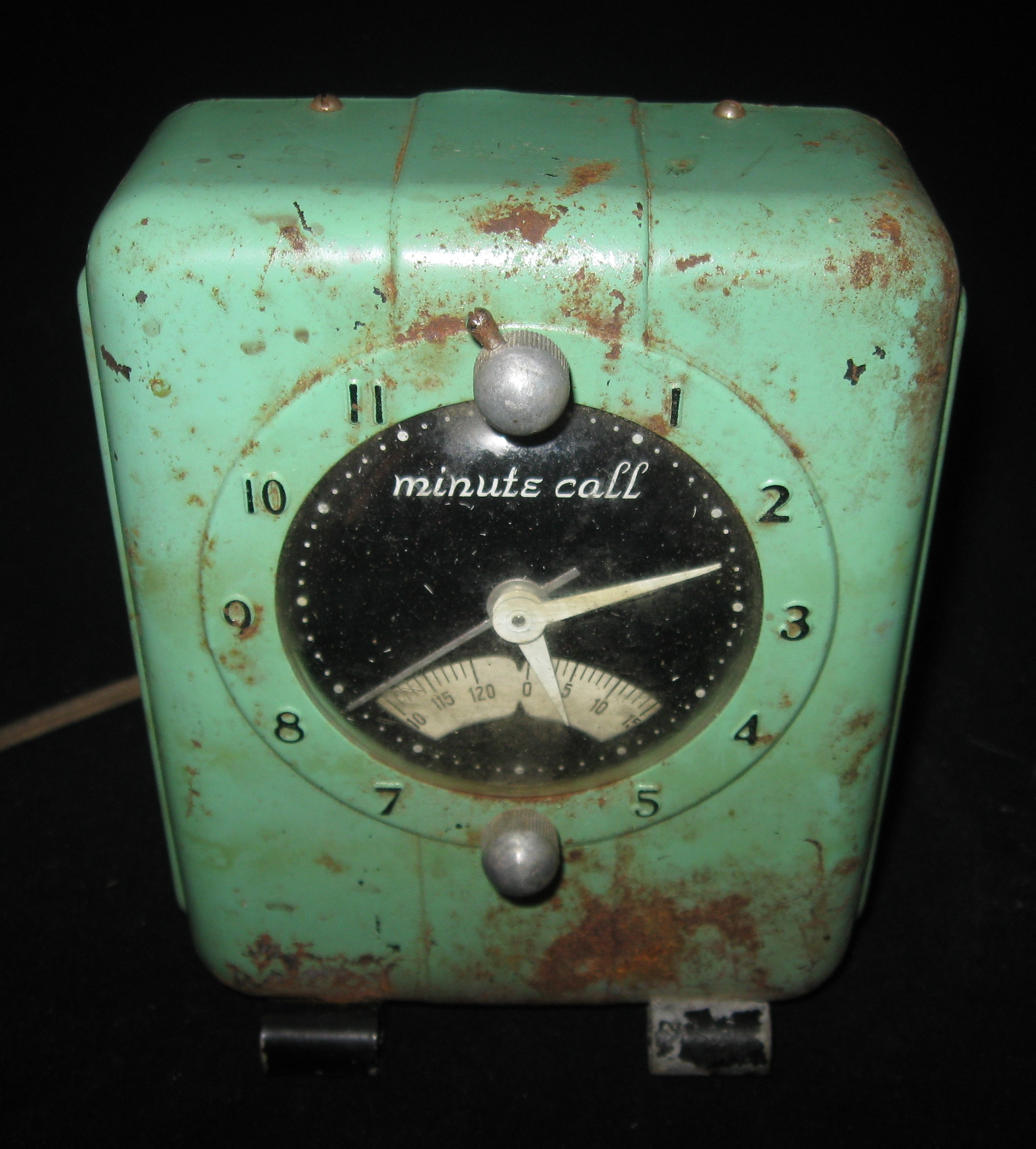 kitchen clocks for sale where can i buy a table rare vintage american timer corp meter minute call