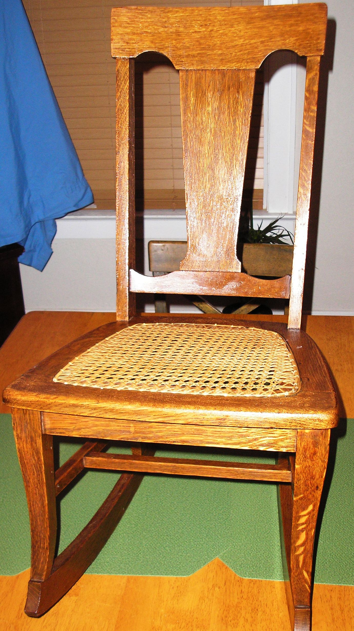 rocking chairs for sale black white striped chair solid oak children 39s antiques