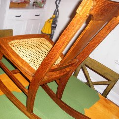 Solid Oak Pressed Back Chairs Fishing Chair Clearance Children 39s Rocking For Sale Antiques