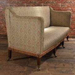 Antique Victorian Sofas For Sale Ashley Furniture Yellow Sofa Georgian High Back English C 1800 3 Or 4