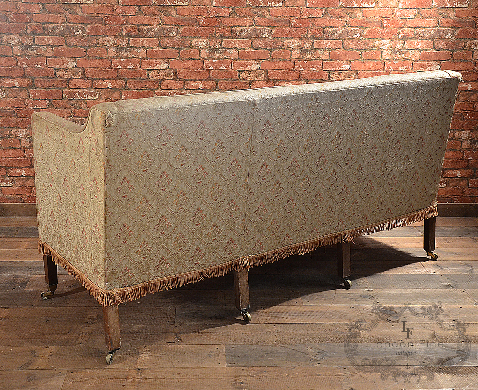 antique victorian sofas for sale sofa bed with thick mattress georgian high back english c 1800 3 or 4