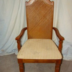 Wicker Chairs For Sale Butterfly Chair Cover Sewing Pattern Antique European Set Of 4 Back