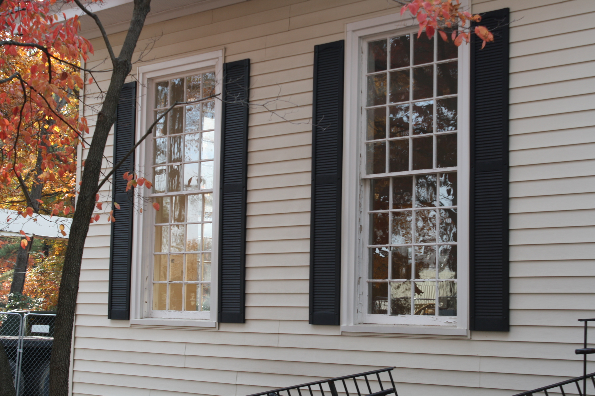 32 Lite Double Hung School House Windows For Sale