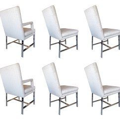 Set Of Six Dining Chairs For Sale Wood Computer Chair Paul Evans Directional 6