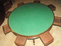 Game & dinning (poker) table For Sale