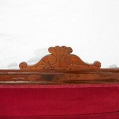 Antique Victorian Sofas For Sale Sofa Canape Divan 1800s Elegant Eastlake Fainting Couch Chaise
