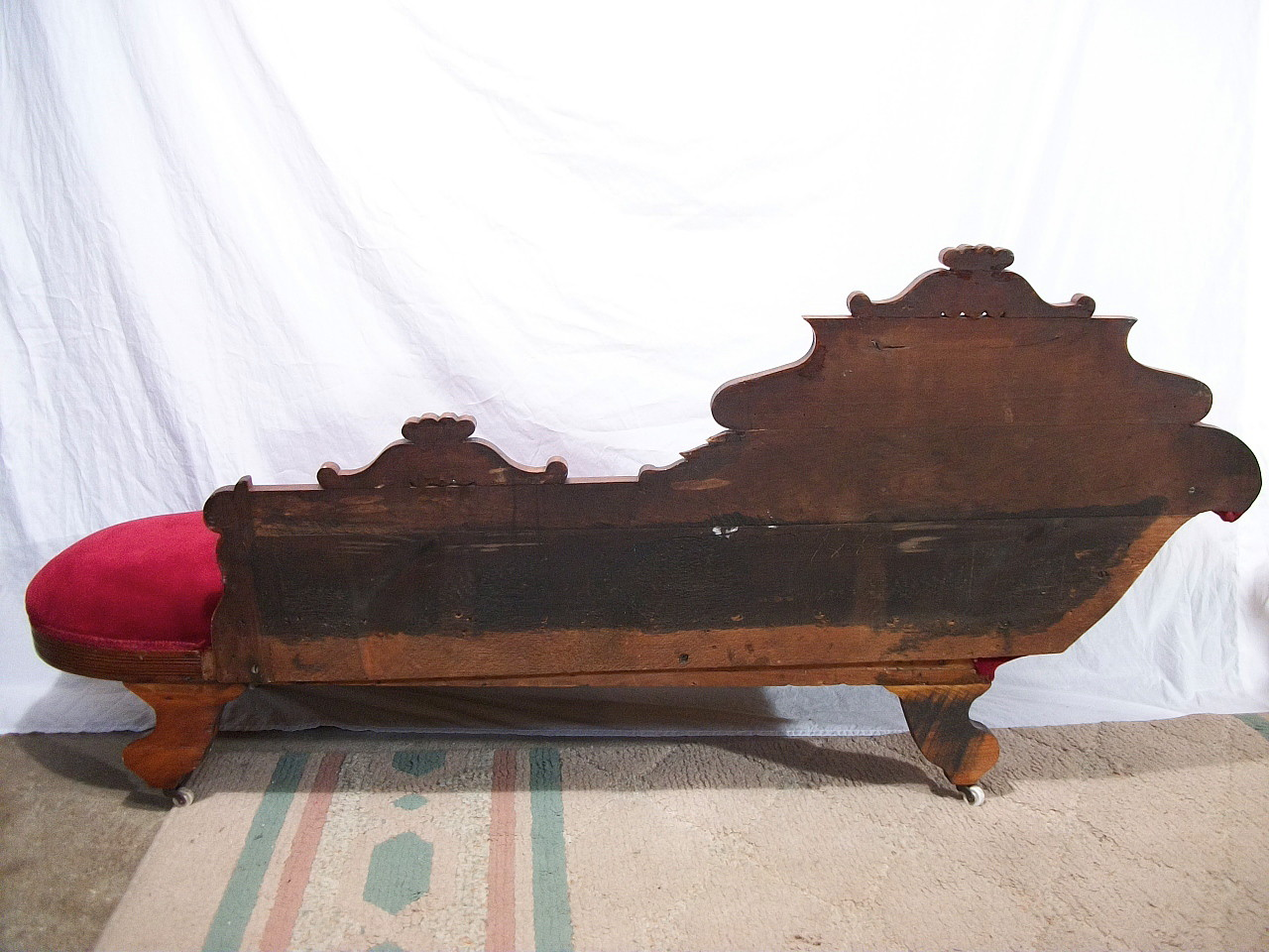 antique victorian sofas for sale century sofa 1800s elegant eastlake fainting couch chaise